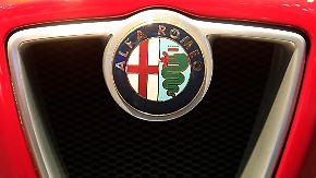 Übernahme-Spekulationen: VW soll Interesse an Alfa Romeo haben