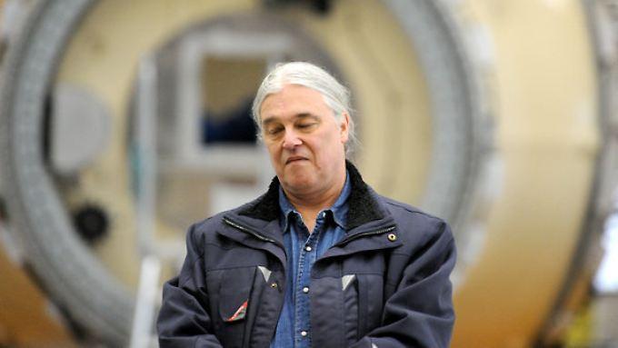 Prokon-Gründer Carsten Rodbertus ist vom vorläufigen Insolvenzverwalter vor die Tür gesetzt.
