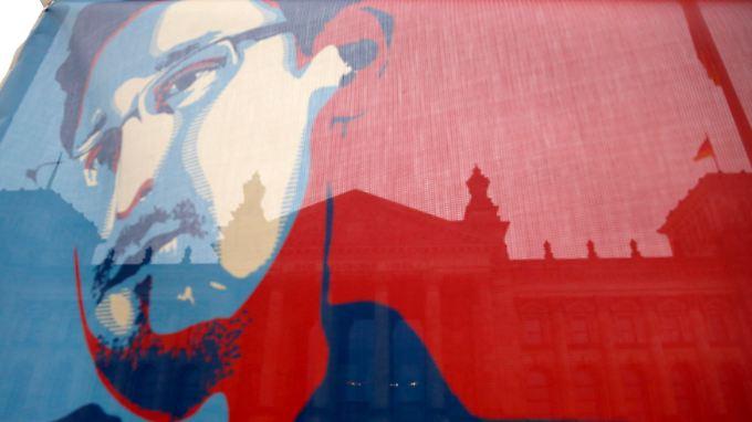 Edward Snowden und der Bundestag: Kein einfaches Verhältnis.