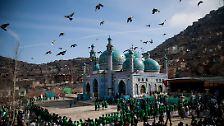 Jedes Jahr zelebrieren die Afghanen das Nowruz-Fest, um den ersten Tag des Frühlings und damit auch den Beginn des iranischen Kalenders zu feiern.