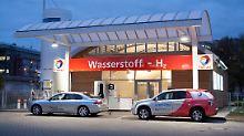 In Berlin gibt es bereits eine Wasserstofftankstelle in der Holzmarkstraße. Das reicht aber bei weitem nicht.