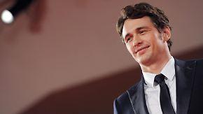 Promi-News des Tages: Franco entschuldigt sich für Flirt mit minderjährigem Fan