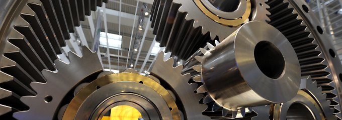 Planeten-Radlager auf der Hannover Messe: Deutschlands Maschinenbauer haben in Russland mehr Investitionen  getätigt, als Branchenvertreter aus jedem anderen Land.