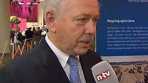 """VDMA-Chef Hesse im n-tv Interview: """"Sorgen machen wir uns natürlich schon"""""""