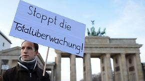 Gerangel um Vorratsdaten: EuGH-Urteil überrascht Bundesregierung
