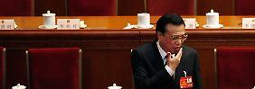 Schwacher Außenhandel: China Wirtschaft kühlt ab