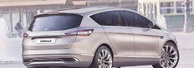 Schöner fahren mit Vignale: Große Fords bekommen Edel-Upgrade