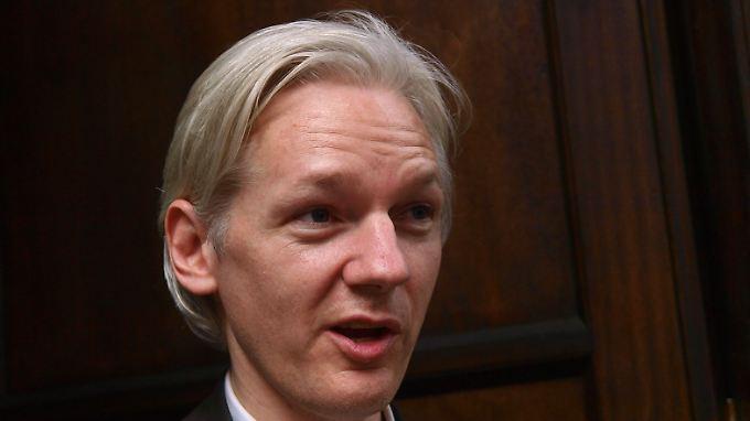 Julian Assange bereitet die Veröffentlichung des Restes vor.