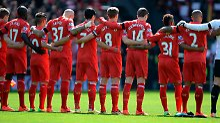 Die Tränen des Steven Gerrard: Tragödie von Hillsborough jährt sich