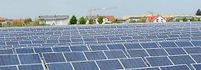 Mit der Energiewende stiegen die Strompreise.