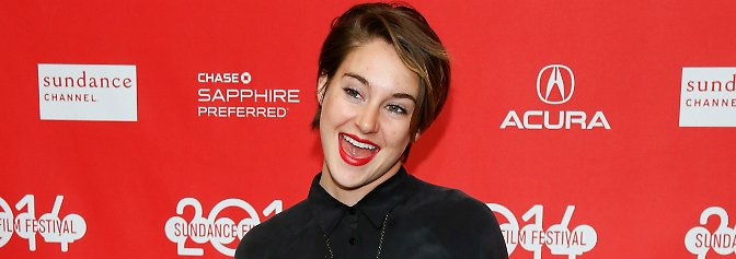 Come on, Shailene: Hat Hollywood eine neue Jennifer Lawrence?