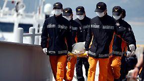 """""""Es kommt einem Mord gleich"""": Südkoreas Präsidentin beschuldigt """"Sewol""""-Crew"""