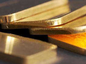 Riskanter als viele Anleger vermuten: Gold ist eine spekulative Vermögensanlage.