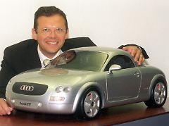 Peter Schreyer, auf sein Konto geht etwa der Audi TT.