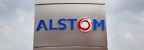 Frankreich ist nicht bereit, Alstom in amerikanische Hände zu geben.