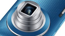 Galaxy K ist ein schlanker Zoomer: Samsung erfindet Kamera-Handy neu