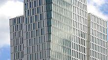 Bürogebäude sind häufig im Portfolio von offenen Immobilienfonds zu finden. Anleger sollten unter anderem darauf achten, wie die Vermietungsquote ist.