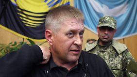 Ponomarjow gilt als unberechenbar.