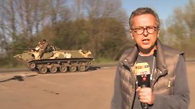 Dirk Emmerich beobachtet die Lage in der Ukraine seit Langem.