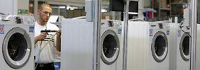 Viel Fantasie bei Hausgeräten: Bosch liebäugelt mit Mehrheit an BSH