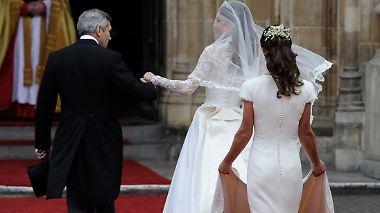 Promi-News des Tages: Pippa Middleton lüftet Geheimnis um ihren Po