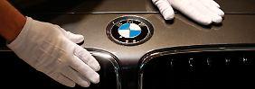 Kostenanstieg drückt Absatzplus: BMW-Autosparte trübt Gesamtbild