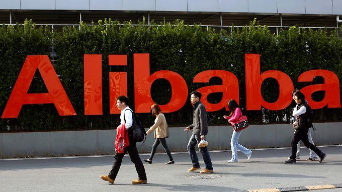 Mit dem größten Börsengang aller Zeiten setzt Alibaba zum Sprung in den Westen an.