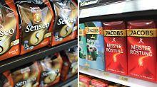 Die Reimanns schlagen wieder zu: Senseo schluckt Jacobs und greift Nestle an
