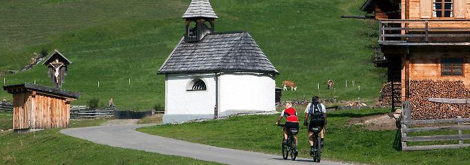 Sommerreise-Spezial 2014: Tirol - im Herz der Alpen