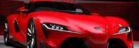 Branchenprimus verdient prächtig: Toyota lässt Volkswagen links liegen
