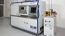 Der Börsen-Tag: Großauftrag für 3D-Drucker beschert SLM Kurssprung