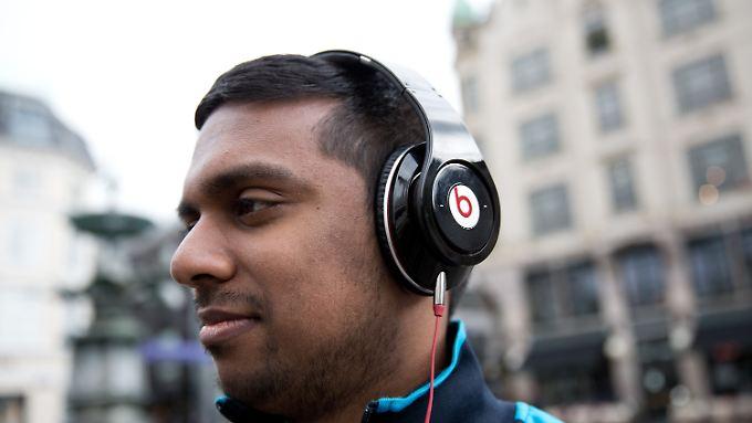 Beats-Kopfhörer sind nicht gerade billig.