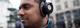 Milliarden für Beats: Was will Apple mit teuren Kopfhörern?