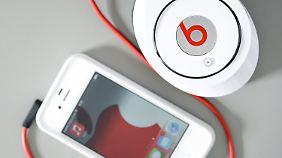 Knallbunte Kopfhörer und mehr: Apple hat Beats Electronics auf der Einkaufsliste