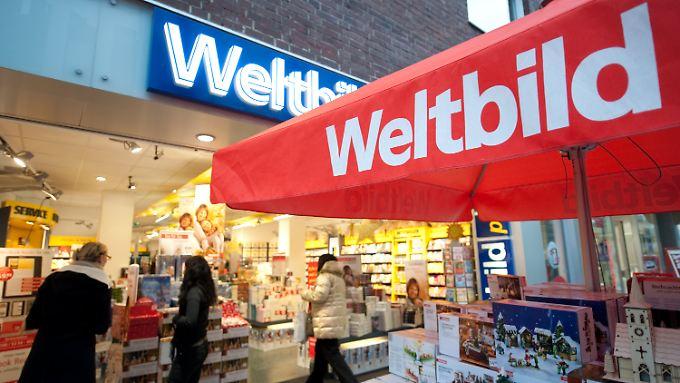 Rettung in Sicht: Weltbild-Verlag findet einen Investor