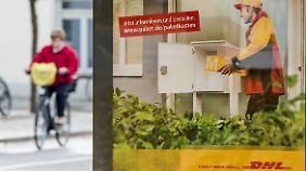 Neuer DHL-Service: Post stellt Kunden eigenen Paketkasten in den Vorgarten