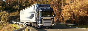 Zwölf Marken, ein Kurs: Volkswagen verleibt sich Scania ein