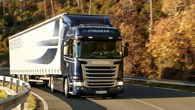 Bei seiner Lkw-Allianz ist VW jetzt am Ziel: Scania kann komplett geschluckt werden.