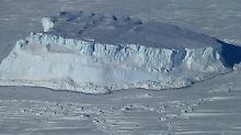"""Besorgniserregend schnell: Antarktis-Gletscherschmelze """"unumkehrbar"""""""