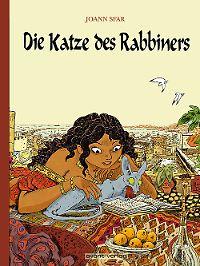 """""""Die Katze des Rabbiners (Sammelband 1)"""" ist bei Avant erschienen, 152 Seiten im großformatigen Hardcover, 29,95 Euro."""