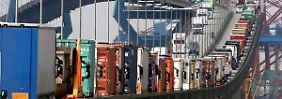 BIP legt 0,8 Prozent zu: Binnennachfrage beflügelt Wirtschaft