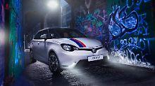 Erst Limousine, dann Sportwagen: MG will es wieder krachen lassen