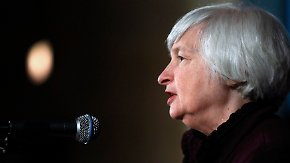 Seit 100 Tagen Fed-Chefin: Yellen agiert als Frau der leisen Töne