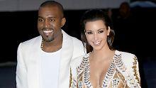 Gelüftetes Geheimnis: Kim und Kanye heiraten in Medici-Festung