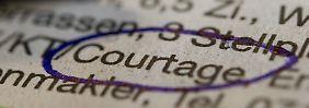 """Kommt das """"Bestellerprinzip""""?: Vermieter sollen Provision zahlen"""