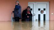 Jahrhundertflut in Ost-Europa: Balkan-Länder versinken in Wassermassen