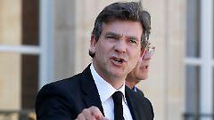 Frankreichs Wirtschaftsminister Montebourg fordert eine Nachbesserung der GE-Offerte - und ein handfestes Siemens-Angebot für Alstom.