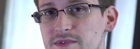 Bedingungen für Rückkehr: Snowden verhandelt mit den USA