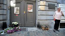 Polizei veröffentlicht Video: Viertes Attentat-Opfer in Brüssel tot