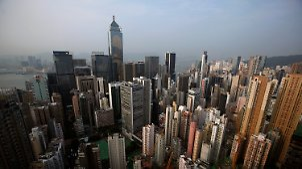 Proteste in der Sonderverwaltungszone: Hongkong